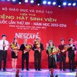 Hội thi tiếng hát sinh viên toàn quốc lần thứ XIV khu vực miền Bắc