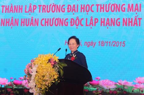 lien thong dai hoc thuong mai
